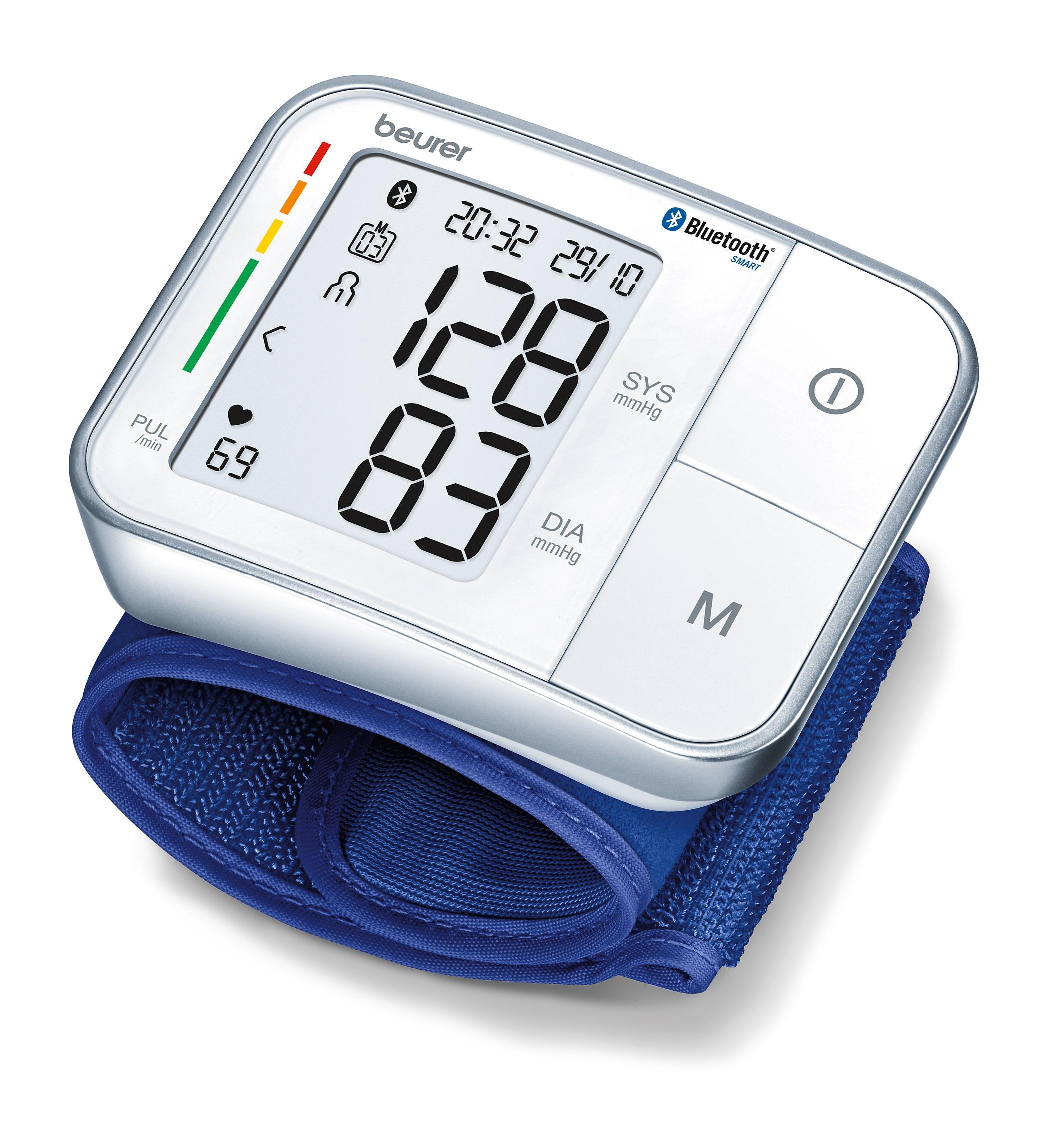 Beurer Апарат за измерване на кръвно налягане за китка (14..