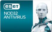 ESET NOD32 Antivirus - абонамент за 1 година