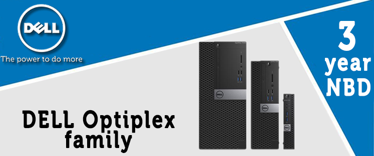 Dell Optiplex Family PC