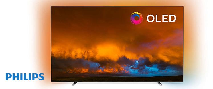 Philips OLED TV - магията на цветовете
