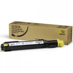Консуматив Toner for XEROX WC7135/7132/7232  Yellow - 8K