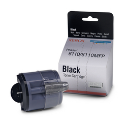 Xerox Phaser 6110/6110N High Capacity Black Toner Cartridge