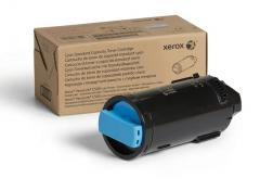 Xerox Cyan Standard Capacity Toner Cartridge for VersaLink C500/C505 (2400 pages)