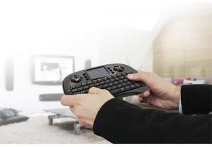 TRUST Tocamy Wireless Entertainment Keyboard