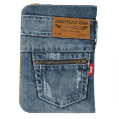 TRUST Jeans Folio Stand for 7-8 tablets