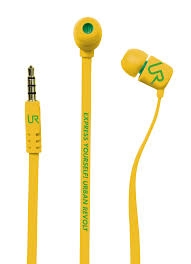 TRUST Duga In-Ear Headphone - yellow