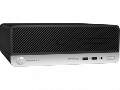HP ProDesk 400G4  SFF Intel® Core™ i5-7500 with Intel® HD Graphics 630 (3.4 GHz base frequency