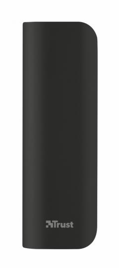 TRUST Primo Power Bank 2200 Portable Charger - black