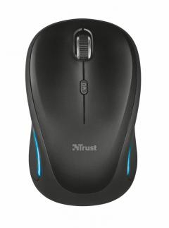 TRUST Yvi FX Wireless Mouse - black