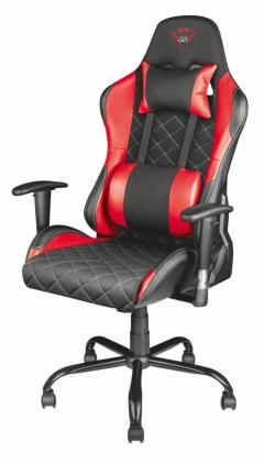 TRUST GXT 707R Resto Gaming Chair - red