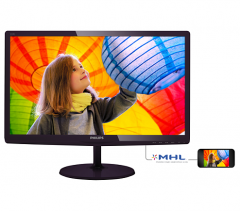 "Philips 21.5""   TFT-LCD monitor 1920x1080 FullHD 16:9 1ms Smart Response 250cd/m2 20 000 000:1"