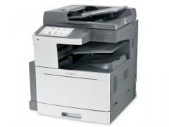 Color Laser Multifunctional Lexmark X952de - A3; 4in1; Duplex; 1200 x 1200 dpi; 2400 IQ; 50 ppm