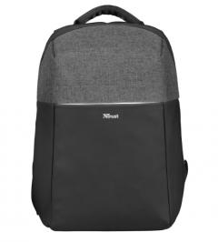 "TRUST Nox Anti-theft Backpack for 16"" laptops - black"