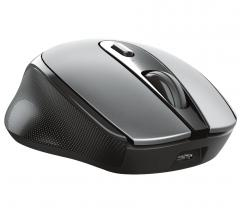 TRUST Zaya Wireless Rechargeable Mouse Black