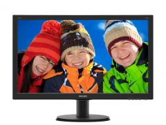 Philips 23.8 IPS-ADS LCD W-LED 1920x1080 FullHD 16:9 5ms 250cd/m2 10 000 000:1 VGA