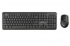 TRUST ODY Wireless Keyboard & Mouse BG Layout