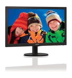 Philips 27 Slim LED 1920x1080 FullHD 16:9 5ms 250cd/m2 10 000 000:1 DVI