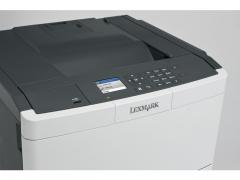 Color Laser Printer Lexmark CS410n - A4; 1200 x 1200 dpi;4800 CQ; 30 ppm; 256 MB; capacity: 250