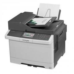 Lexmark CX410de Color A4 Laser MFP + Targus Intellect 15.6 Backpack Black