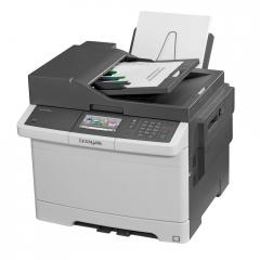 Color Laser Multifunctional Lexmark CX410de - 4in1; Duplex; A4; 1200 x 1200 dpi; 4800 CQ;30 ppm; 512