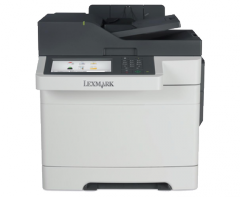 Color Laser Multifunctional Lexmark CX517de 4in1; Duplex; A4; 1200 x 1200 dpi; 4800 CQ;30 ppm; 1024