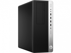 HP EliteDesk 800 G4 TWR PC Intel Core i7-8700 3.2 6C 65W 16GB (1x16GB) DDR4 2666 256GB M.2 2280 PCIe