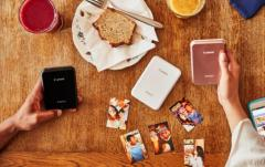 Canon Zoemini pocket-sized printer with Bluetooth