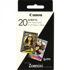 Canon ZINK Paper 20 sheets for Zoemini
