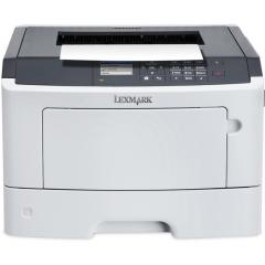 Lexmark MS415dn A4 Monochrome Laser Printer + Lexmark 50x Black Toner Cartridge Extra High Return