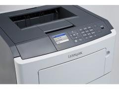 Mono Laser Printer Lexmark MS610dn + ПОДАРЪК 2 тонера за 20 000pages