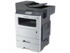 Mono Laser Multifunctional Lexmark MX511dte - 4in1; Duplex;A4; 1200 x 1200 dpi;2400 IQ; 42 ppm; 512
