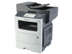 Mono Laser Multifunctional Lexmark MX611dhe - 4in1; Duplex;A4; 1200 x 1200 dpi;2400 IQ; 47 ppm; 1024