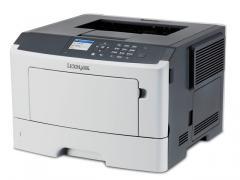 Mono Laser Printer Lexmark MS417dn Duplex; A4; 1200 x 1200 dpi; 38ppm; 256 MB;capacity: 300