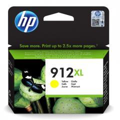 HP 912XL High Yield Yellow Original Ink Cartridge
