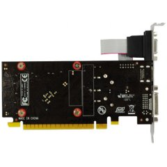 PALIT Video Card GeForce GT 610 DDR3 2GB/64bit