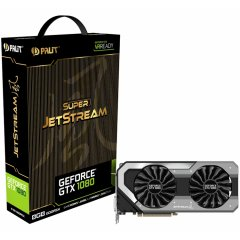 PALIT Video Card GeForce GTX 1080 nVidia