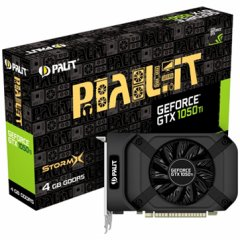 PALIT Video Card GeForce GTX 1050Ti nVidia