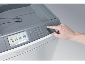 Color Laser Printer Lexmark C792e - Color Laser - 1200 x 1200 dpi;4800 CQ; 47 ppm; 512 MB;capacity:
