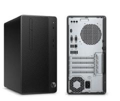 HP Desktop Pro A MT AMD Ryzen™ 2200G Quad-Core with Radeon™ Vega 8 Graphics (3.5 GHz base