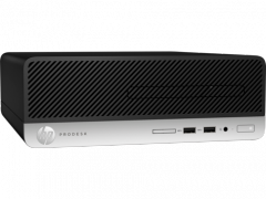 HP ProDesk  400G5 SFF Intel® Core™ i5-8500 Processor (3.00 GHz up to 4.10 GHz 6 cores 9 MB Cache