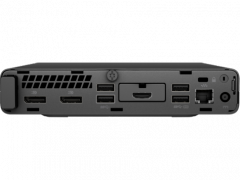 HP ProDesk 400 G4 DesktopMini Intel® Core™ i3-8100T with Intel® UHD Graphics 630 (3.1 GHz