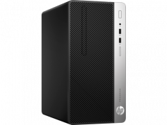 HP ProDesk 400G5 MT Intel® Core™ i5-8500 Processor (3.00 GHz up to 4.10 GHz 6 cores 9 MB Cache )