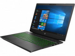 HP Pavilion Gaming Intel Core i7-8750H hexa ( 2.20 GHz up to  4.10 GHz 6 cores 9 MB Cache) 8GB DDR4