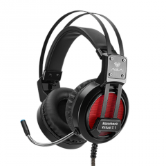 Слушалки AULA A5 Razorback Gaming Headset с микрофон