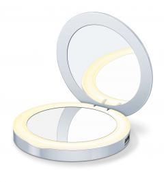 Beurer BS 39 illuminated cosmetic mirror with powerbank