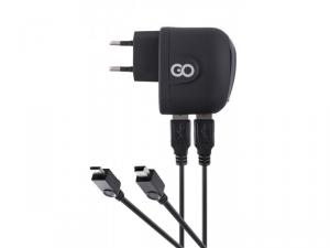 GoClever HIGH SPEED DUAL CHARGER