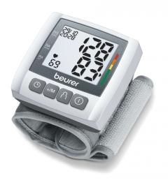Beurer BC 30 Wrist blood pressure monitor; risk indicator; arrhythmia detection; medical device;