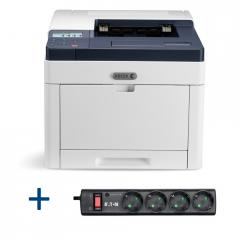 Xerox Phaser 6510N + Eaton Protection Strip 4 DIN