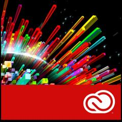 Adobe Creative Cloud for teams 1 user 1 year