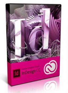 Adobe InDesign CC 1 user 1 year